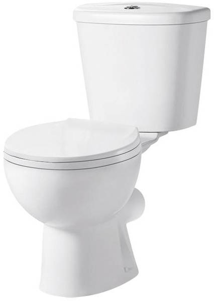 Additional image for Toilet & 450mm Wall Hung Basin Pack.