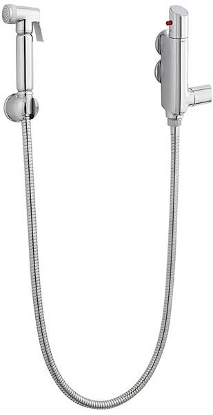 Additional image for Thermostatic Hand Held Douche Spray kit (Shattaf).