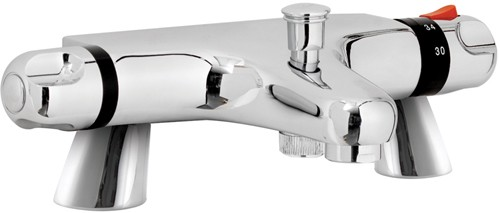 Additional Image For Reef Thermostatic Bath Shower Mixer Tap