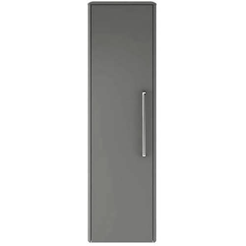 Additional image for Wall Hung Tall Unit 350x1200mm (Cool Grey).