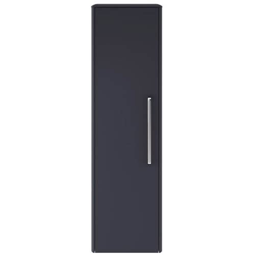 Additional image for Wall Hung Tall Unit 350x1200mm (Indigo Blue).