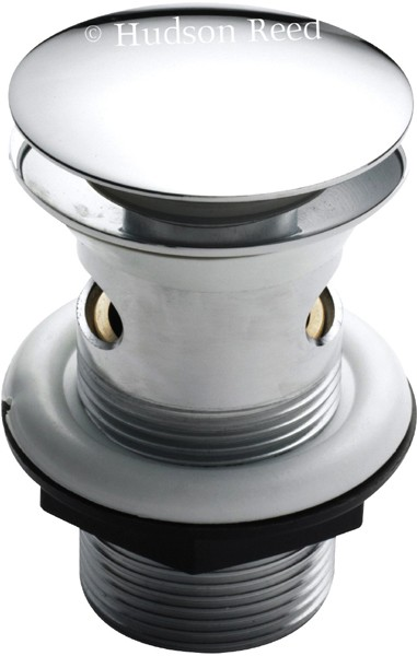 Additional image for Easyclean Push Button Basin Waste (SLOTTED).