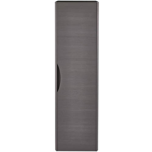 Additional image for 600mm Vanity Unit Pack 3 (Grey Woodgrain).