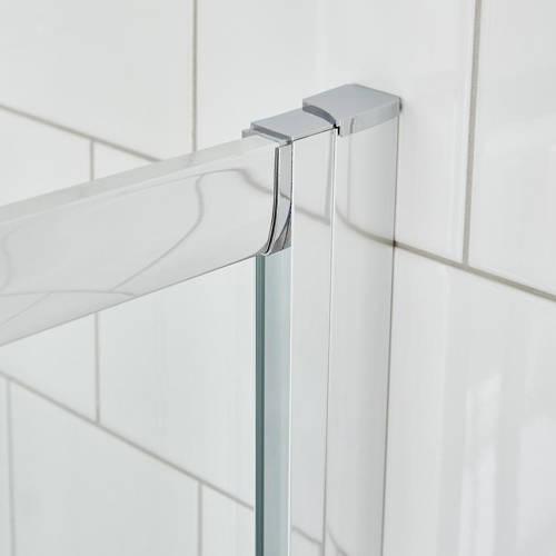 Additional image for Offset Quadrant Shower Enclosure (RH, 1200x800).