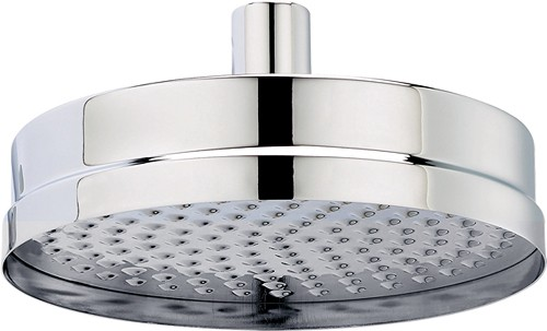 Additional image for Round Shower Head (Chrome). 200mm.
