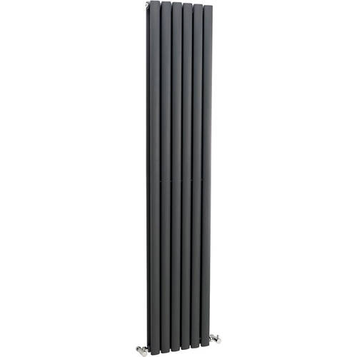 Additional image for Revive Radiator 354x1800 (Anthracite). 5734 BTU.