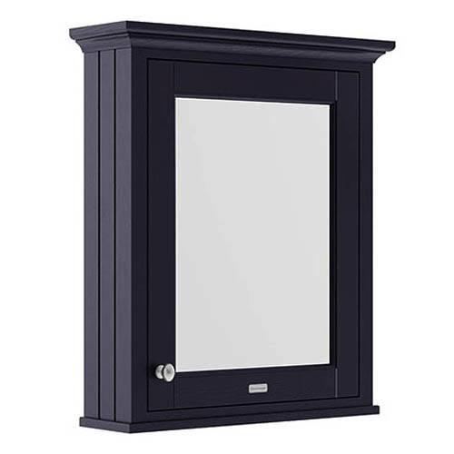 Additional image for Mirror Bathroom Cabinet 600mm (Twilight Blue).