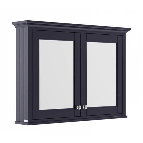 Additional image for Mirror Bathroom Cabinet 1050mm (Twilight Blue).
