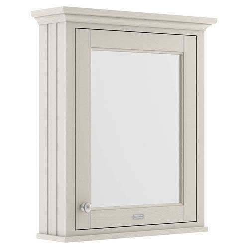 Additional image for Mirror Bathroom Cabinet 600mm (Timeless Sand).
