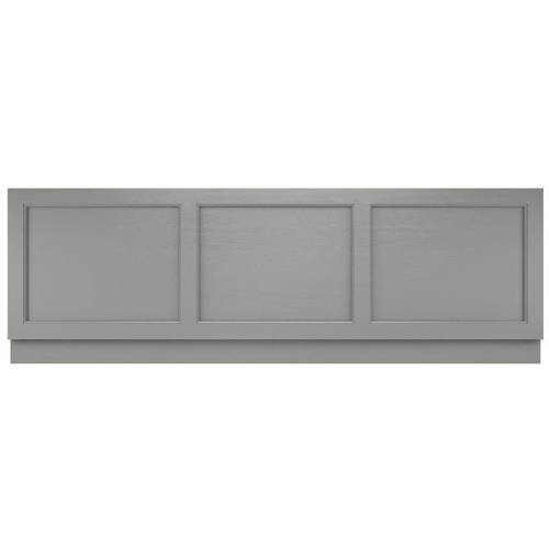 Additional image for Front Bath Panel 1700mm (Storm Grey).