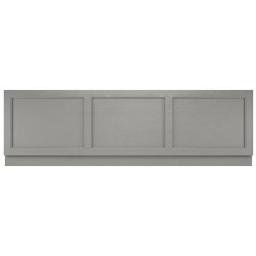 Additional image for Front Bath Panel 1800mm (Storm Grey).