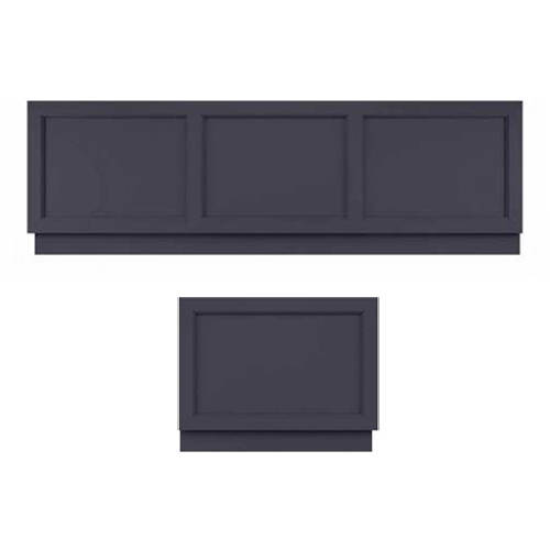 Additional image for Bath Panel Pack, 1700x750mm (Twilight Blue).