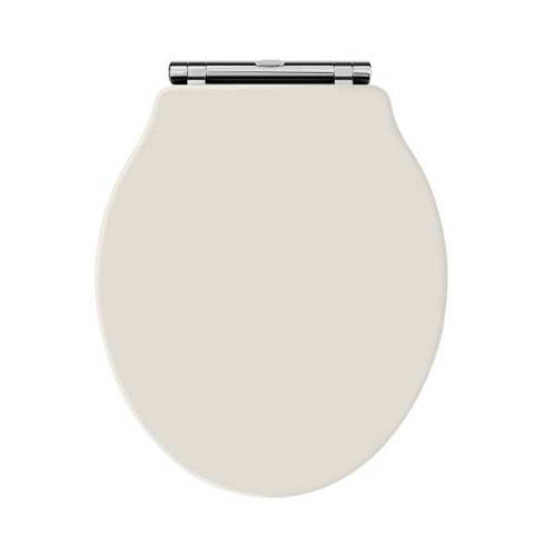 Additional image for Ryther Toilet Seat With Soft Close (Timeless Sand).