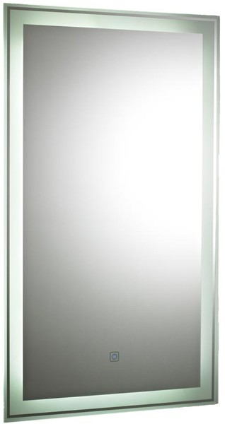 Additional image for Glow Touch Sensor LED Bathroom Mirror (400x700).