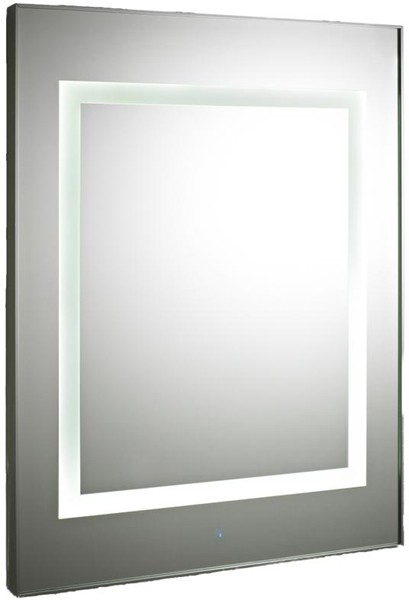 Additional image for Level Touch Sensor LED Mirror, De-Mister Pad (600x800).