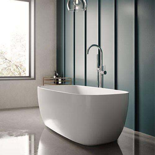 Additional image for Bella Freestanding Bath 1495x721mm.