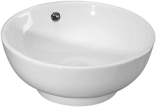 Additional image for Round Free Standing Basin (420mm diameter).