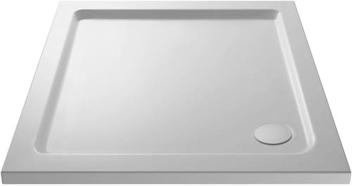 Additional image for Square Shower Tray (700x700x40mm).