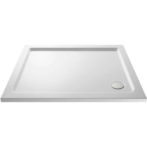 Additional image for Rectangular Shower Tray (900x700x40mm).