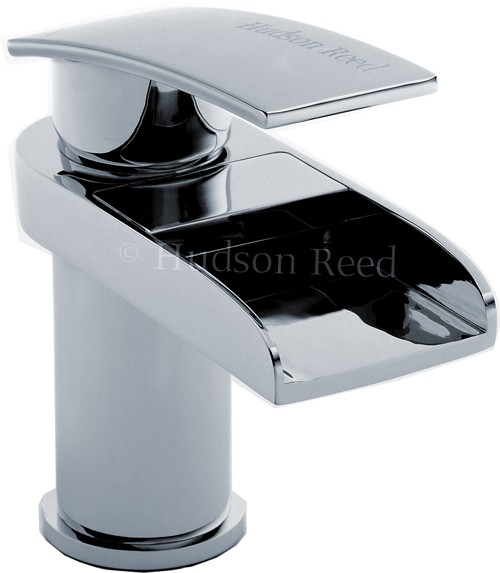 Additional image for Waterfall Basin & Bath Shower Mixer Tap Set.