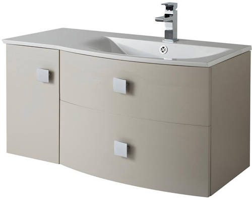 Additional image for Bathroom Furniture Pack 6 (RH, Cashmere)