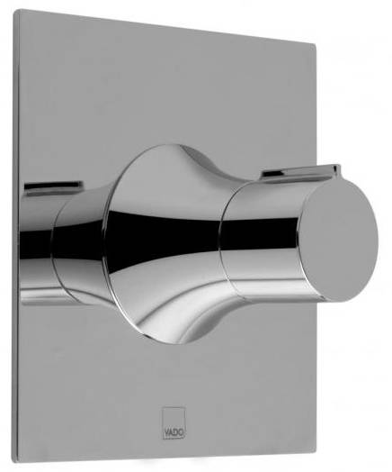 Additional image for 3 Or 4 Outlet Thermostatic Shower Valve Kit With Diverter.