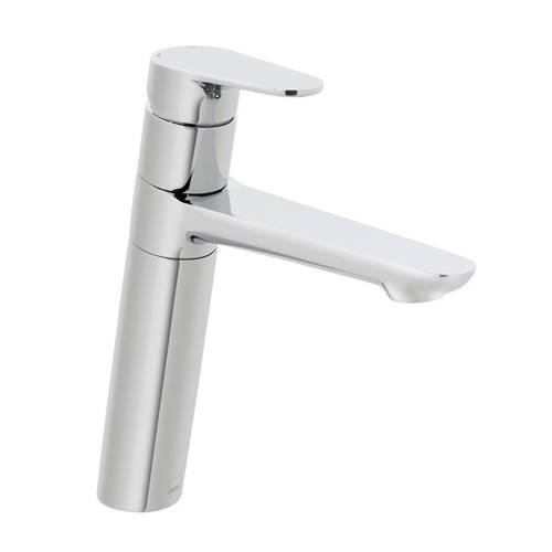 Additional image for Kitchen Sink Mixer Tap With Swivel Spout (Chrome).