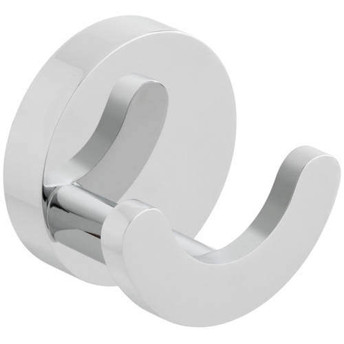 Additional image for Eclipse Robe Hook (Chrome).