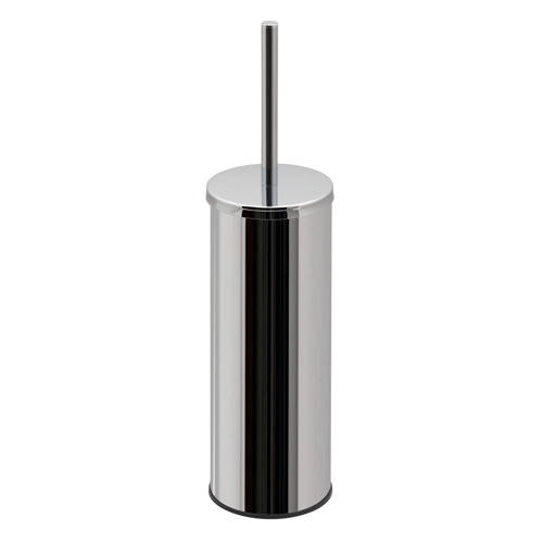 Additional image for Wall Mounted Toilet Brush (Polished Stainless Steel).
