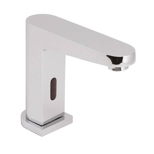 Additional image for Infra-Red Mono Basin Tap (Chrome).