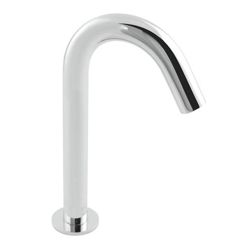 Additional image for Infra-Red Deck Mounted Spout Basin Tap (Chrome).