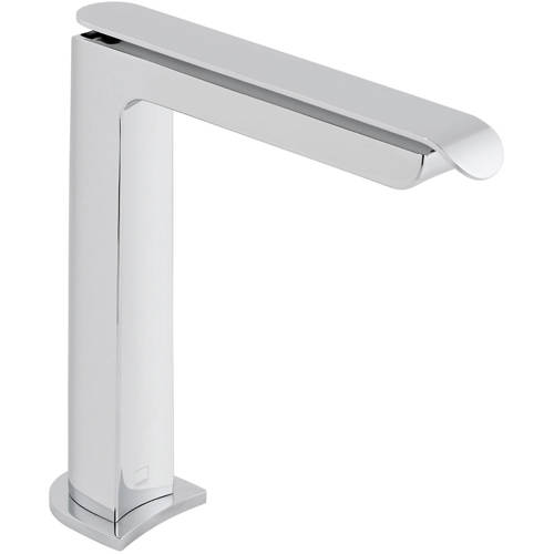 Additional image for Mono Kitchen Sink Mixer Tap With Swivel Spout (Chrome).