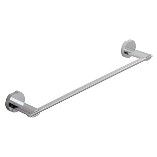 Additional image for Towel Rail 450mm (Chrome).
