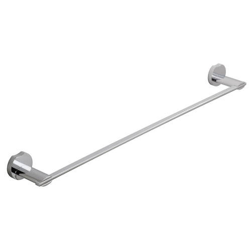 Additional image for Towel Rail 500mm (Chrome).