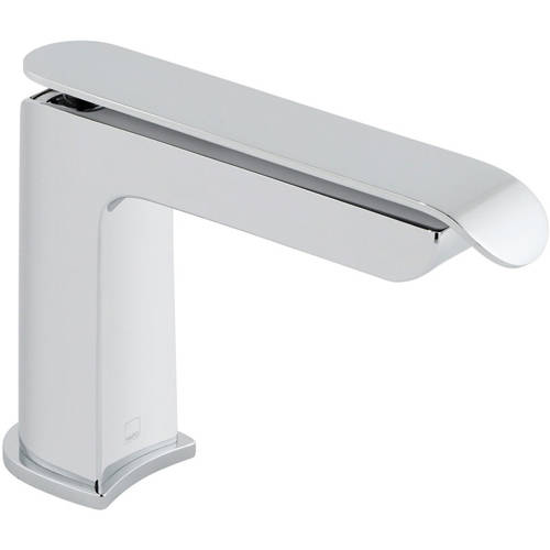 Additional image for Wall Mounted Bath Shower Mixer & Basin Tap Pack (Chrome).