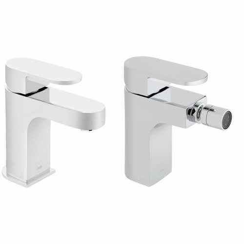 Additional image for Mono Basin & Bidet Taps Pack (Chrome).