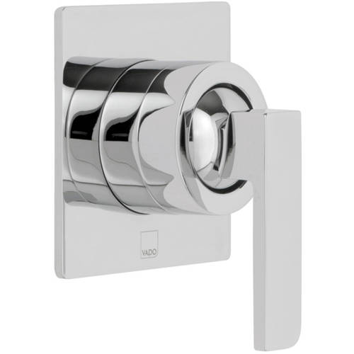 Additional image for Manual Shower Valve (Chrome).