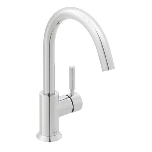 Additional image for Mono Sink Mixer Tap (Chrome).