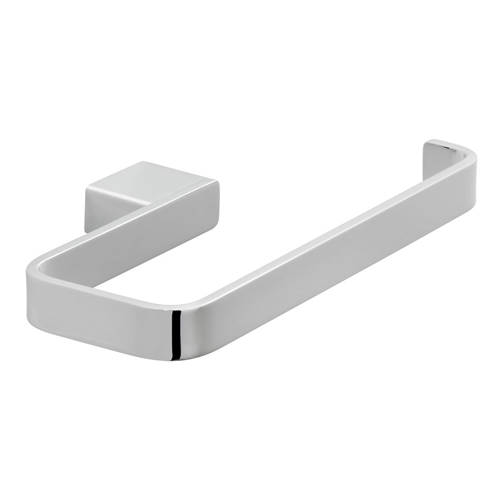 Additional image for Towel Ring (Chrome).