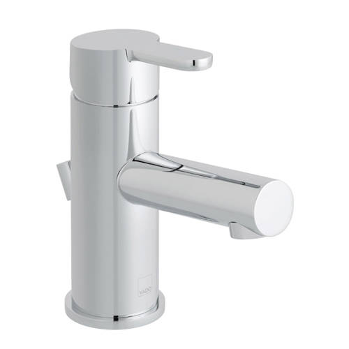 Additional image for Mono Basin Mixer Tap With Pop Up Waste (Chrome).