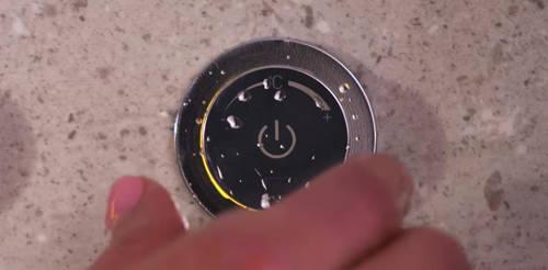 Additional image for SmartDial Thermostatic Shower & Slide Rail Kit (1 Outlet).