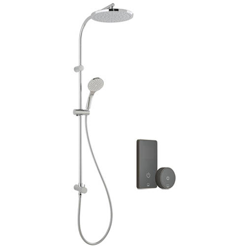 Additional image for SmartTouch Shower With Remote & Rigid Riser (1 Outlet).