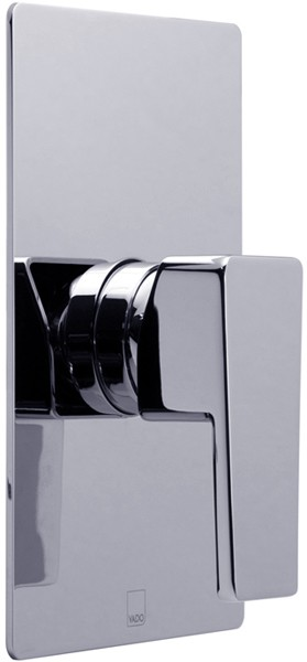 Additional image for Concealed Shower Valve (Chrome, Manual).