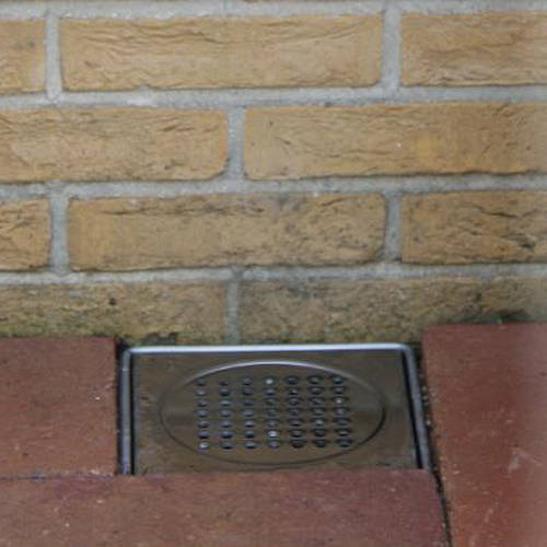 Additional image for ABS Drain 200x200mm (S Steel Frame & Grate).