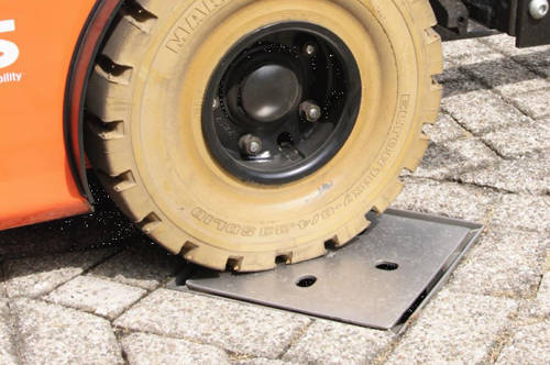 Additional image for Drain With 110mm Vertical Outlet 250x250mm.