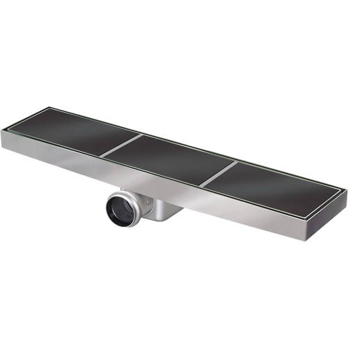 Additional image for Shower Tile Channel 815x200mm (Stainless Steel).