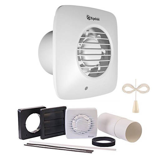Additional image for Extractor Fan With Pullcord & Kit (100mm).