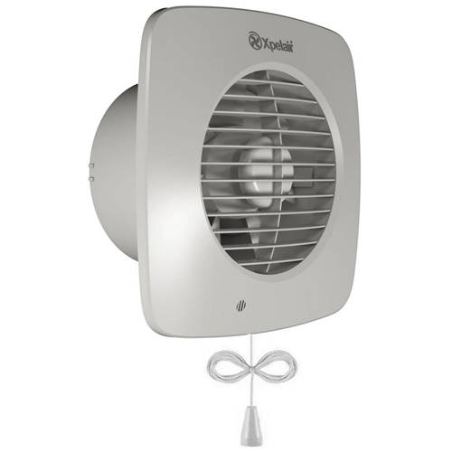 Additional image for Extractor Fan With Pullcord (150mm).