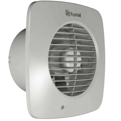 Additional image for Extractor Fan With Timer & Humidistat (150mm).