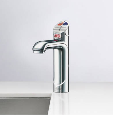 Additional image for Filtered Boiling Hot & Ambient Water Tap (Brushed Chrome).